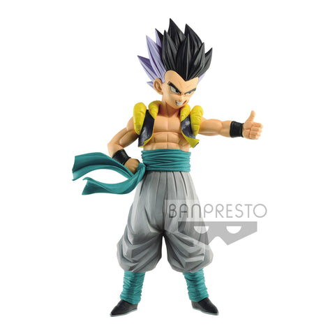 DRAGON BALL Z GRANDISTA RESOLUTION OF SOLDIERS PVC STATUE GOTENKS