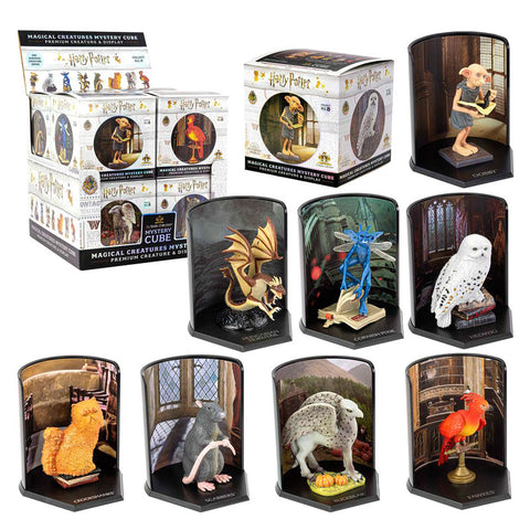 MAGICAL CREATURES MYSTERY CUBE -  HARRY POTTER SURPRESA (1 UNIDADE)