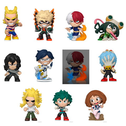 MINI FIGURAS ALEATÓRIAS MY HERO ACADEMIA