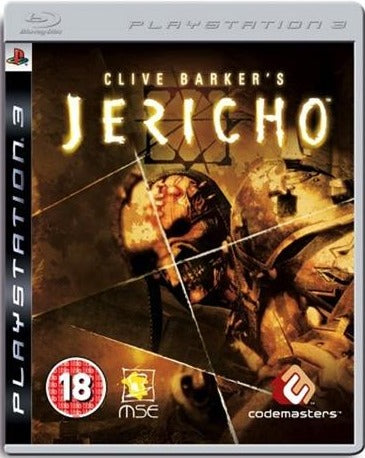 PS3 - CLIVE BARKER'S JERICHO