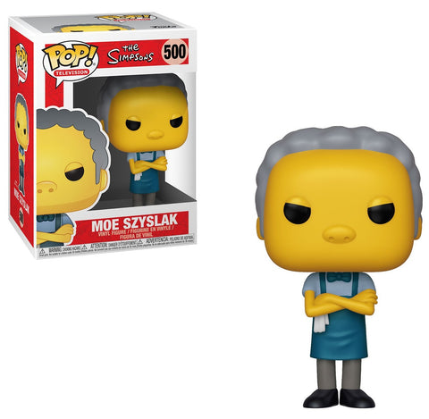 POP! THE SIMPSONS - MOE