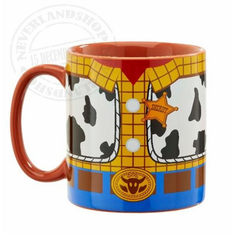 CANECA - DISNEY TOY STORY 4 - WOODY MUG