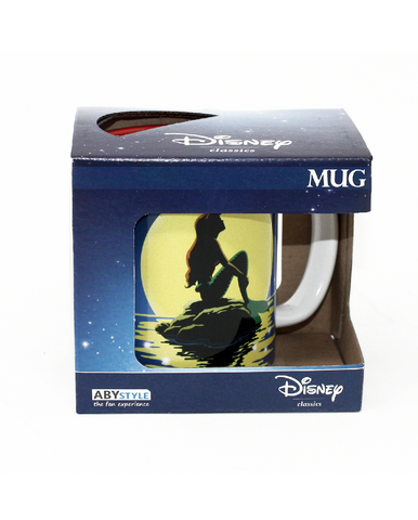 CANECA - DISNEY THE LITTLE MERMAID - SUNSET