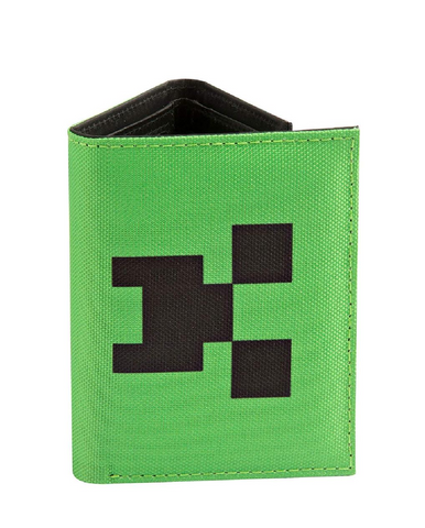 CARTEIRA - MINECRAFT CREEPER