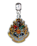 PENDENTE HARRY POTTER CHARM HOGWARTS CREST (SILVER PLATED)