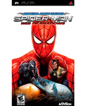 PSP - SPIDER MAN WEB OF SHADOWS