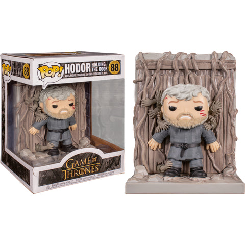 POP! DELUXE GAME OF THRONES HODOR HOLDING THE DOOR
