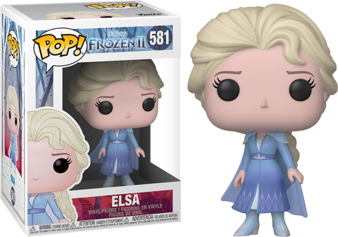 POP! DISNEY FROZEN 2 - ELSA