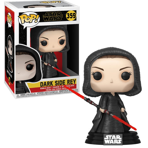 POP! STAR WARS - DARK SIDE REY