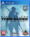 PS4 - RISE OF THE TOMB RAIDER