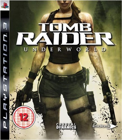PS3 - TOMB RAIDER: UNDERWORLD