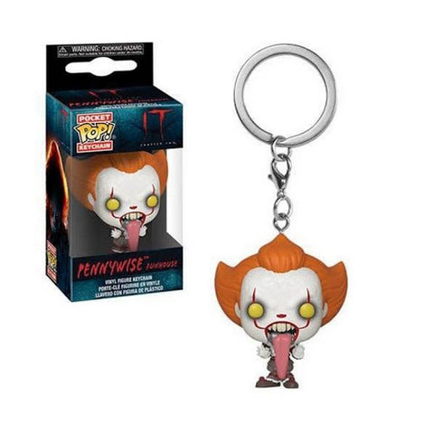 POCKET POP! KEYCHAIN IT PENNYWISE