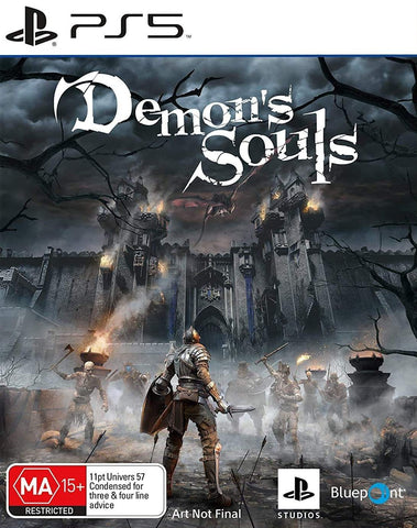 PS5 - DEMON'S SOULS