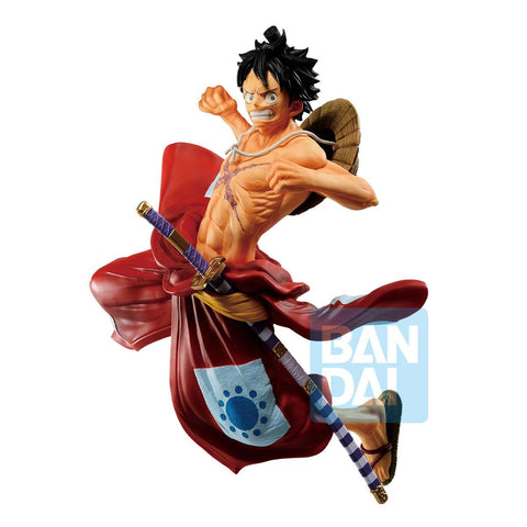 ONE PIECE ICHIBANSHO PVC STATUE LUFFYTARO (FULL FORCE)
