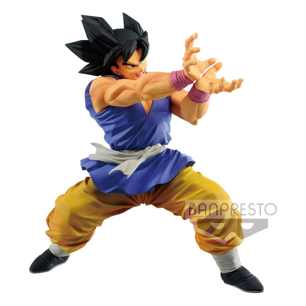 DRAGON BALL GT - PVC STATUE ULTIMATE SOLDIERS SON GOKU 15 CM