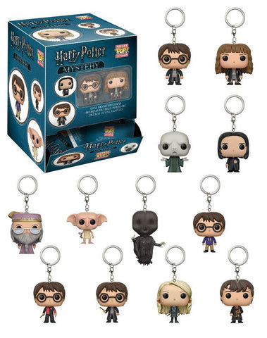 POP! HARRY POTTER POCKET VINYL KEYCHAIN (MISTÉRIO)