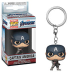 POCKET POP! AVENGERS ENDGAME - KEYCHAIN CAPTAIN AMERICA