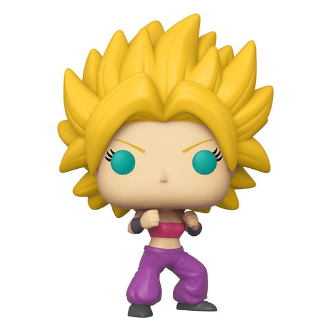POP! DRAGON BALL SUPER SUPER SAIYAN CAULIFLA