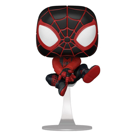 POP GAMES: MILES MORALES- MILES (BODEGA CAT SUIT)