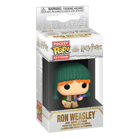 POCKET POP! KEYCHAINS HARRY POTTER - RON WEASLEY