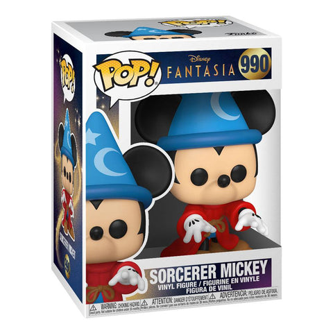 POP! DISNEY FANTASIA - SORCERER MICKEY