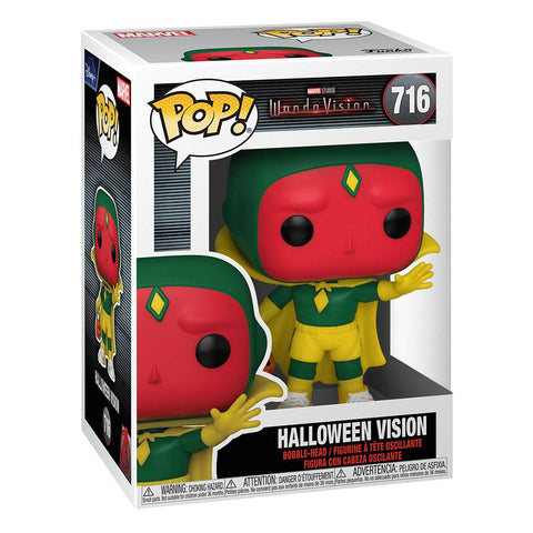 POP! MARVEL: WANDAVISION - VISION HALLOWEEN