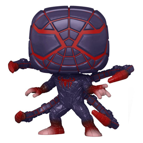 POP GAMES: MILES MORALES- MILES (P.M. SUIT) (MT)