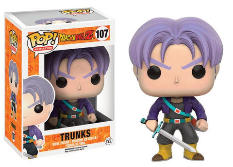 POP! DRAGON BALL Z - TRUNKS