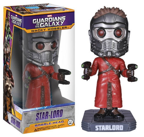 MARVEL - GUARDIANS OF THE GALAXY - STAR-LORD BOBBLE-HEAD