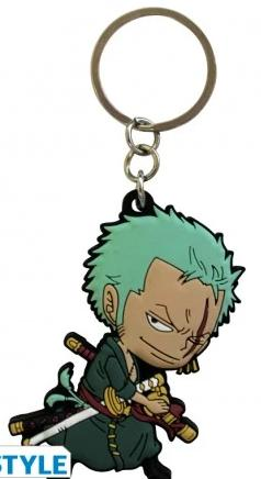PORTA-CHAVES - ONE PIECE ZORO