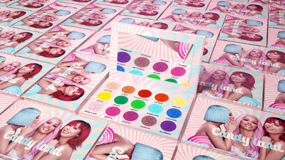 Palette Candy Land