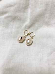 Candy Pearl Earrings
