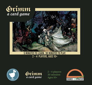 Grimm, A Card Game