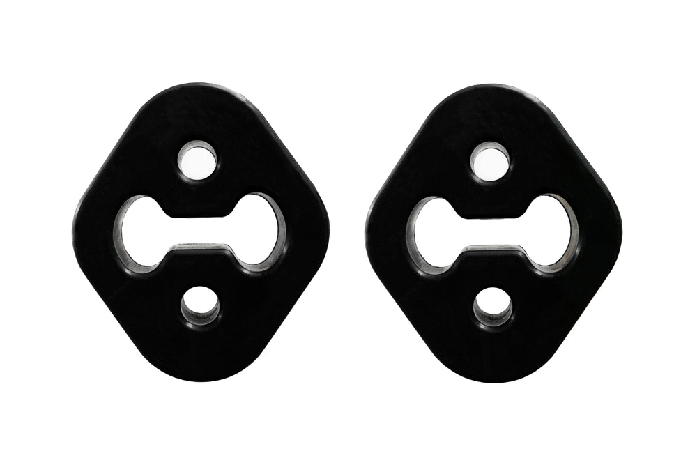 PitVisit 2 Hole Exhaust Hanger (Diamond - 2 Pack)