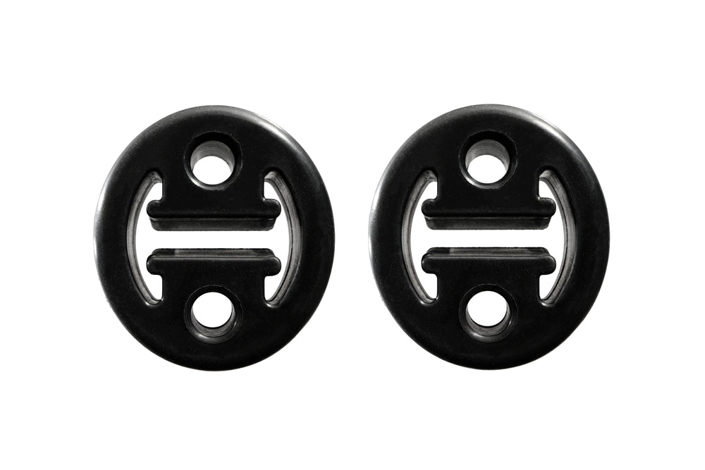 PitVisit 2 Hole Exhaust Hanger (Circle - 2 Pack)
