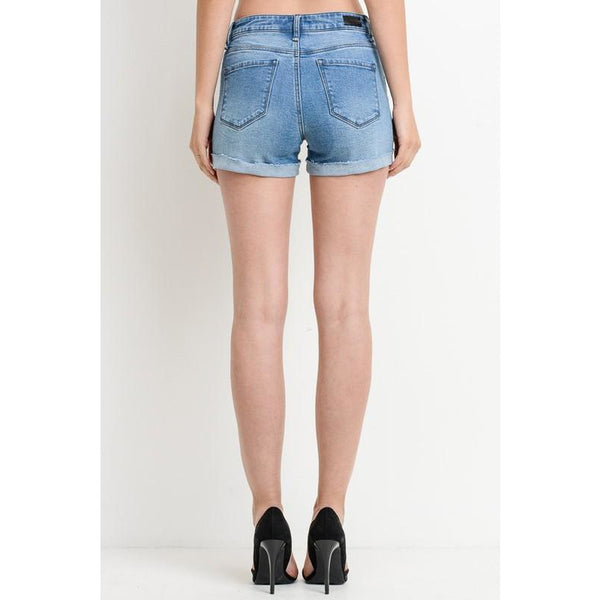 The Kaylee Denim Shorts