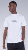 KRBN Industries Maron T-shirt White