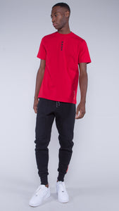 KRBN Industries Code T-shirt Red
