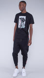 KRBN Industries Niko T-shirt Black