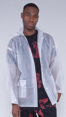 KRBN Industries Vision Jacket Clear