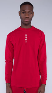 KRBN Industries Exo T-shirt Red