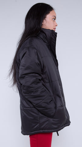 KRBN Industries Womens Vex Jacket Black