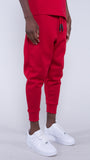 KRBN Industries Otacon Men's Jogger Red