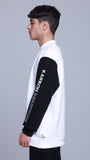 KRBN Industries Rider Sweatshirt White