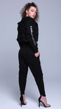 KRBN Industries Otacon Women's Jogger Black
