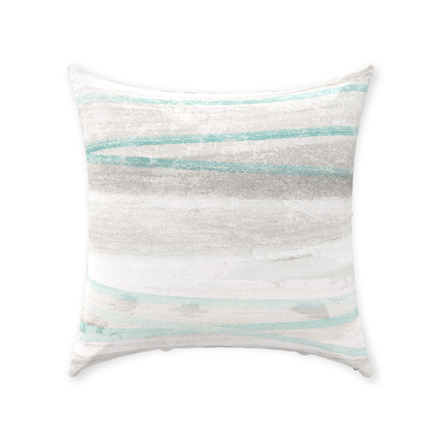 Throw Pillows-Faux Linen (Ultimate Tranquility 1)