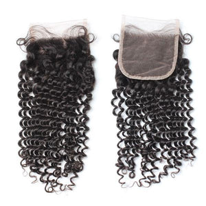 Kinky Curly Lace Closure