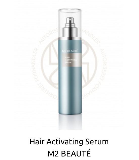 M2 Hair Activator Spray - Tutorial