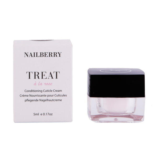 Nailberry · Treat a la rose