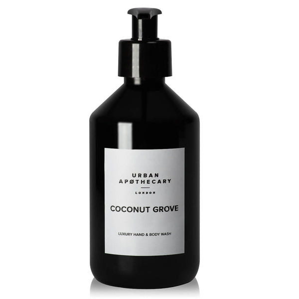 URBAN APOTHECARY · Coconut Grove · Luxury Hand & Body Wash 300ml